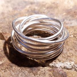 Anello Design in argento 925